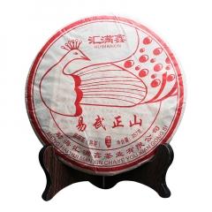 2016年汇满鑫 易武正山 熟茶 357克/饼