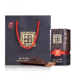2014年龙园号 糯韵传奇 熟茶 180克/盒