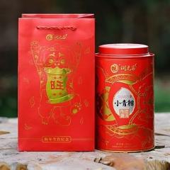 2018年润元昌 新会陈皮普洱柑普茶小青柑 (狗年生肖纪念茶) 熟茶 250克/罐