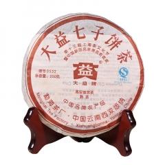 2007年大益 0532 熟茶 200克/饼