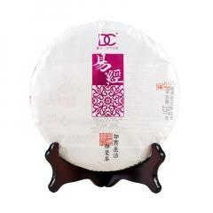 2015年巅茶 易经 生茶 357克/饼
