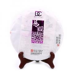 2016年巅茶 易经 生茶 357克/饼