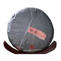 2014年巅茶 独品 生茶 200克/饼