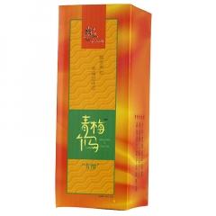 2017年巅茶 青梅竹马 小青柑柑普茶 熟茶 110克/瓶