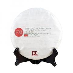 2014年巅茶 F2 熟茶 357克/饼