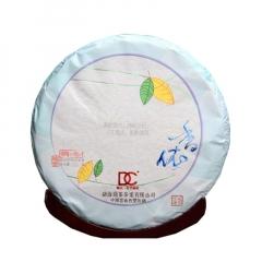 2014年巅茶 香依(景迈古树早春) 生茶 357克/饼