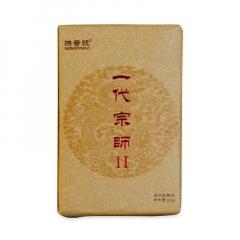 2016年洪普号 一代宗师 熟茶 250克/砖