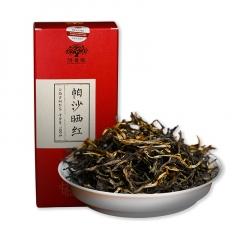 2017年洪普号 帕沙晒红 滇红茶 100克/盒