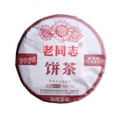 2018年老同志 9978 熟茶 357克/饼