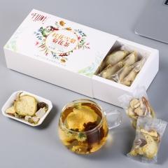 千山叶 桂花雪梨菊花茶 组合花草茶 240克/盒