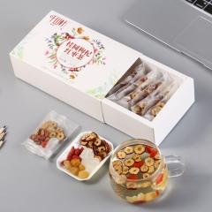 千山叶 桂圆枸杞红枣茶 组合花草茶 240克/盒