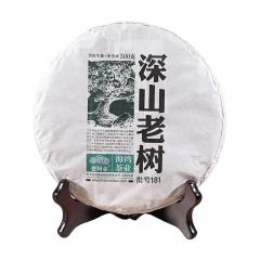 2018年老同志 深山老树 生茶 500克/饼