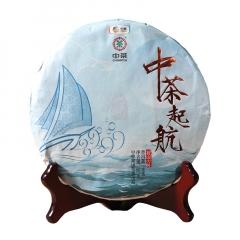 2018年中茶 起航(茗山大树) 生茶 357克/饼