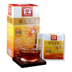 大益 菊花普洱(袋泡装) 熟茶 40克/盒