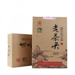 2018年八角亭 陈年老茶头(散茶) 熟茶 450克/盒