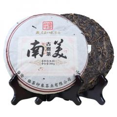2011年岁月知味 南美古树茶 生茶 380克/饼