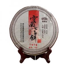 2007年老同志 7978  熟茶 357克
