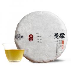 2017年 吉普号 藏山600·曼撒 生茶 200克/饼