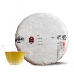 2017年吉普号 藏山600·一扇磨 生茶 200克/饼