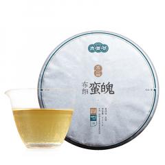 2018年吉普号 潜山300·布朗蛮魄 生茶 357克/饼