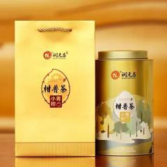 2018年润元昌 茶中凤凰陈皮普洱小青柑(阿柑先生) 熟茶 250克/罐