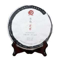 2018年云章 冰岛地界 生茶 357克/饼