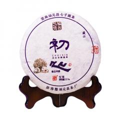 2016年福元昌 初心 蛮砖古树茶 生茶 357克/饼