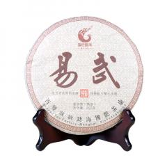 2016年国艳 易武 熟茶 357克/饼