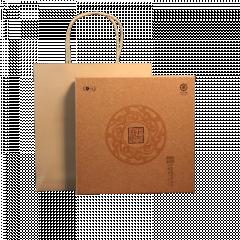 中茶空礼盒 单饼通版礼盒 送礼礼品盒