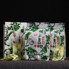 2018年下关 新会天马小青柑 (老树头采柑)  熟茶 150克/袋 1袋