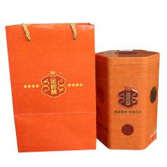 2016年大益 金柑普(红柑柑普茶) 熟茶 260克/罐