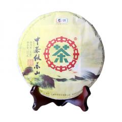 2018年中茶 攸乐山 生茶 357克/饼