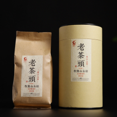 2016年国艳 老茶头 熟茶 100克/盒