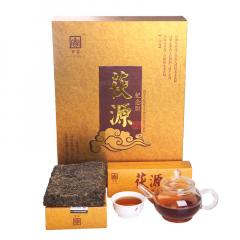 2015年百富茯茶 茯源纪念版 礼盒装 黑茶 560克/盒