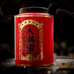 2018年拉佤布傣 经典滇红茶大满罐 滇红茶 500克/罐