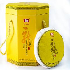 2013年大益 小龙柱 熟茶 357克/饼