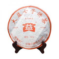 2006年大益  7572  熟茶 357克/饼