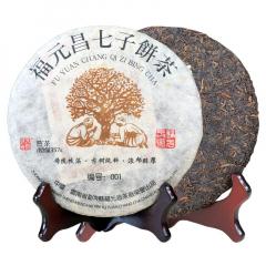 2012年福元昌 001 熟茶 357克/饼
