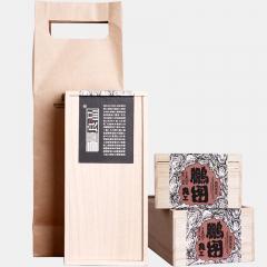 2018年老同志 良工鹏图熟沱 小沱茶 熟茶 250克/盒