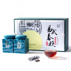 蒙顿茶膏 尚品系列·易武春晓(五年窖藏) 礼品茶 生茶 40克/盒