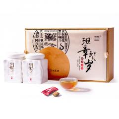 蒙顿茶膏 尚品系列·班章贺岁 礼品茶 生茶 40克/盒