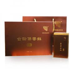 2019年今大福 古法佛香红 滇红茶  250克/盒