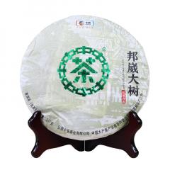 2018年中茶 邦崴大树 生茶 357克/饼