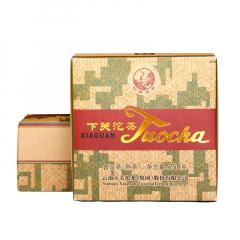 2019年下关 销法沱盒装 熟茶 250克/盒