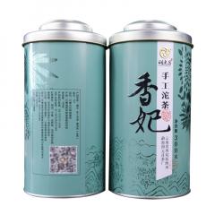2018年润元昌 香妃手工沱茶 龙珠 生茶 300克/罐