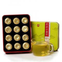 2015年大益 小金沱 生茶 36克/盒 1盒