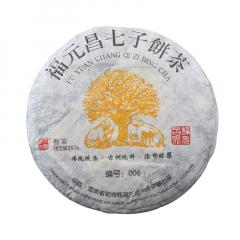2012年福元昌 006 熟茶 357克/饼