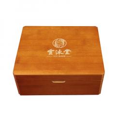 云沐堂 1988年宫廷普洱礼盒 熟茶 108克/盒