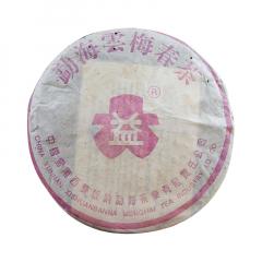 2003年大益 勐海云梅春茶 生茶 357克/饼