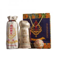 2019年下关 南诏御沱(班章五寨) 沱茶 生茶 500克/条
